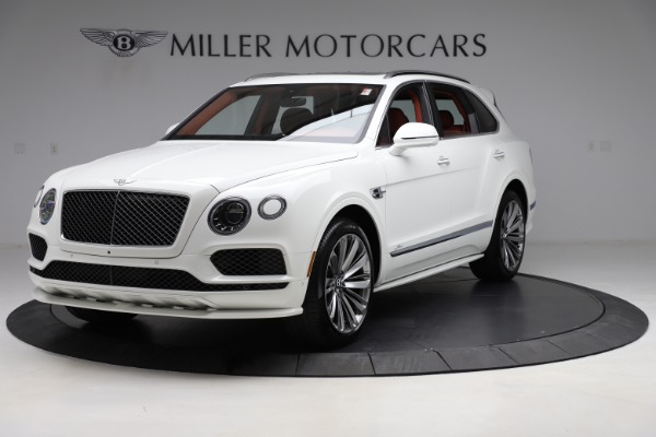 New 2020 Bentley Bentayga Speed for sale $244,145 at Bentley Greenwich in Greenwich CT 06830 1