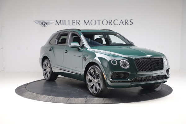 New 2020 Bentley Bentayga V8 Design Series for sale $223,015 at Bentley Greenwich in Greenwich CT 06830 11