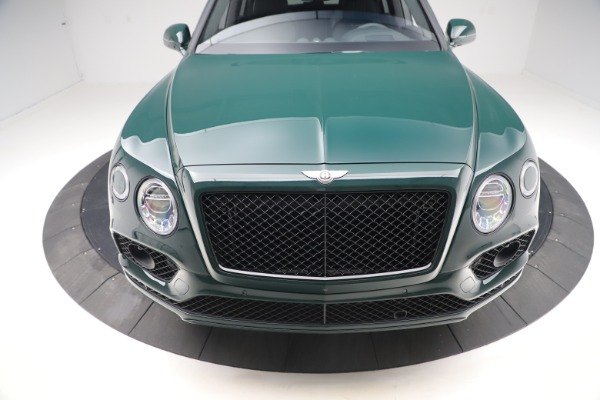 New 2020 Bentley Bentayga V8 Design Series for sale $223,015 at Bentley Greenwich in Greenwich CT 06830 13
