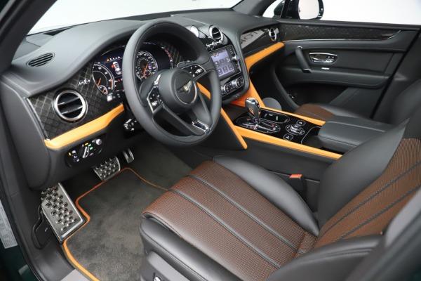 New 2020 Bentley Bentayga V8 Design Series for sale $223,015 at Bentley Greenwich in Greenwich CT 06830 17