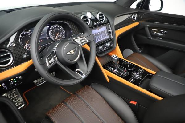 New 2020 Bentley Bentayga V8 Design Series for sale $223,015 at Bentley Greenwich in Greenwich CT 06830 18