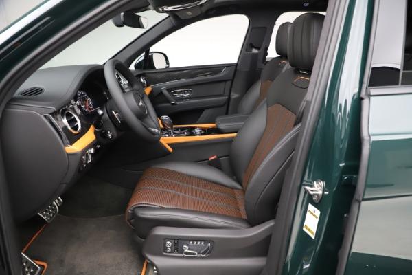 New 2020 Bentley Bentayga V8 Design Series for sale $223,015 at Bentley Greenwich in Greenwich CT 06830 19