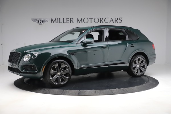 New 2020 Bentley Bentayga V8 Design Series for sale $223,015 at Bentley Greenwich in Greenwich CT 06830 2