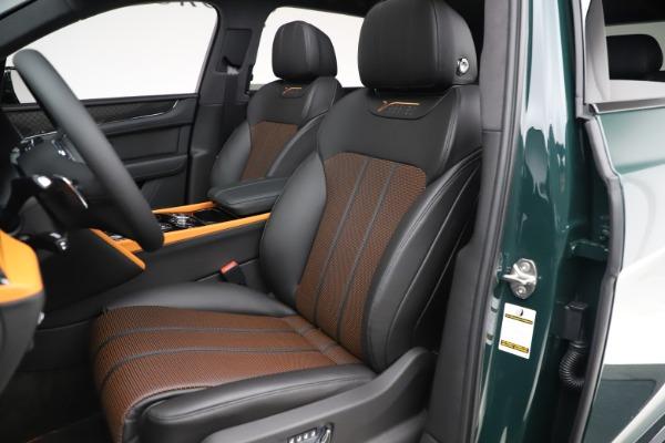 New 2020 Bentley Bentayga V8 Design Series for sale $223,015 at Bentley Greenwich in Greenwich CT 06830 20