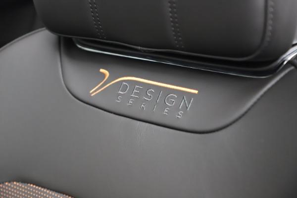 New 2020 Bentley Bentayga V8 Design Series for sale $223,015 at Bentley Greenwich in Greenwich CT 06830 21