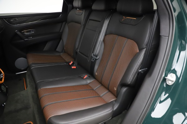 New 2020 Bentley Bentayga V8 Design Series for sale $223,015 at Bentley Greenwich in Greenwich CT 06830 23
