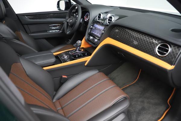 New 2020 Bentley Bentayga V8 Design Series for sale $223,015 at Bentley Greenwich in Greenwich CT 06830 24