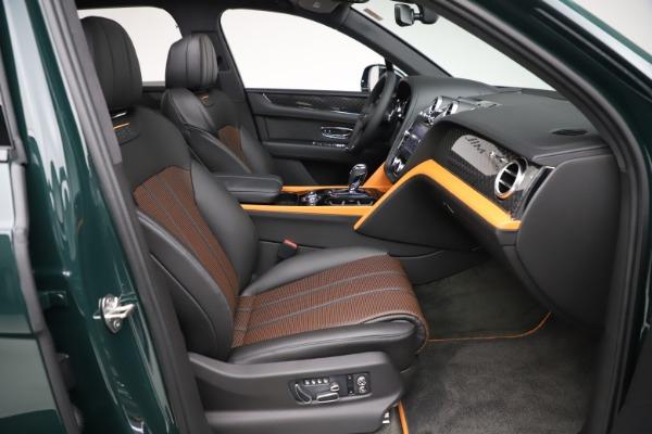 New 2020 Bentley Bentayga V8 Design Series for sale $223,015 at Bentley Greenwich in Greenwich CT 06830 25