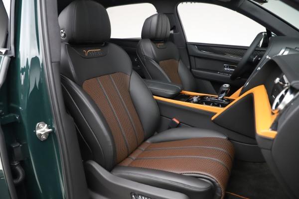 New 2020 Bentley Bentayga V8 Design Series for sale $223,015 at Bentley Greenwich in Greenwich CT 06830 26