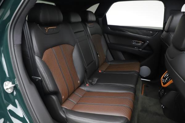 New 2020 Bentley Bentayga V8 Design Series for sale $223,015 at Bentley Greenwich in Greenwich CT 06830 28