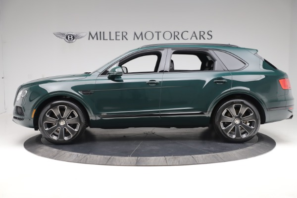 New 2020 Bentley Bentayga V8 Design Series for sale $223,015 at Bentley Greenwich in Greenwich CT 06830 3