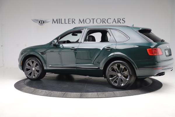New 2020 Bentley Bentayga V8 Design Series for sale $223,015 at Bentley Greenwich in Greenwich CT 06830 4