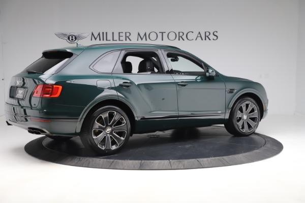 New 2020 Bentley Bentayga V8 Design Series for sale $223,015 at Bentley Greenwich in Greenwich CT 06830 8