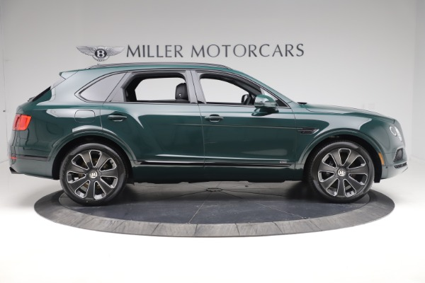 New 2020 Bentley Bentayga V8 Design Series for sale $223,015 at Bentley Greenwich in Greenwich CT 06830 9