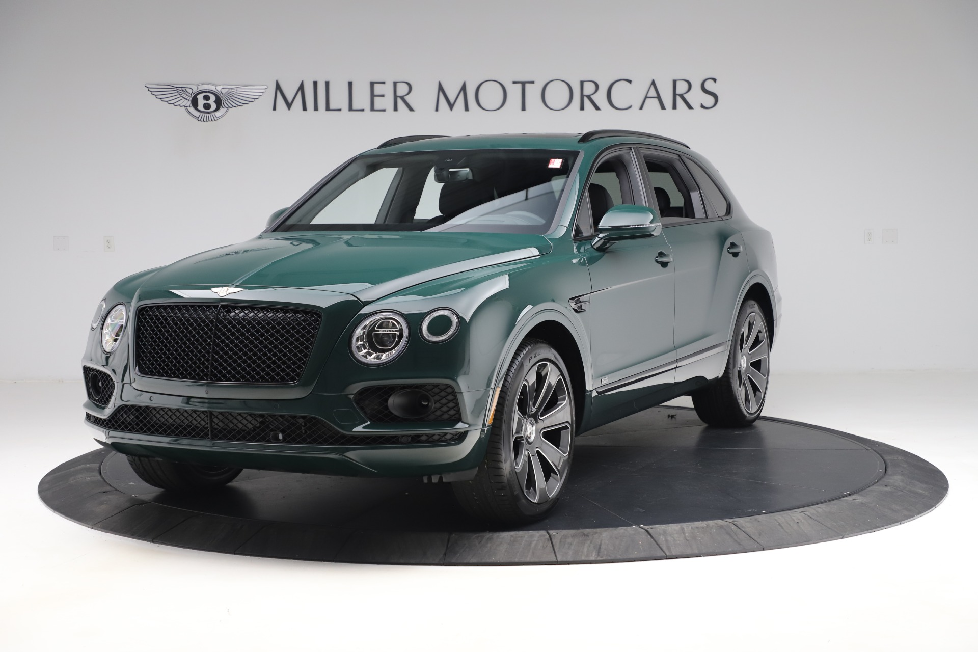 New 2020 Bentley Bentayga V8 Design Series for sale $223,015 at Bentley Greenwich in Greenwich CT 06830 1