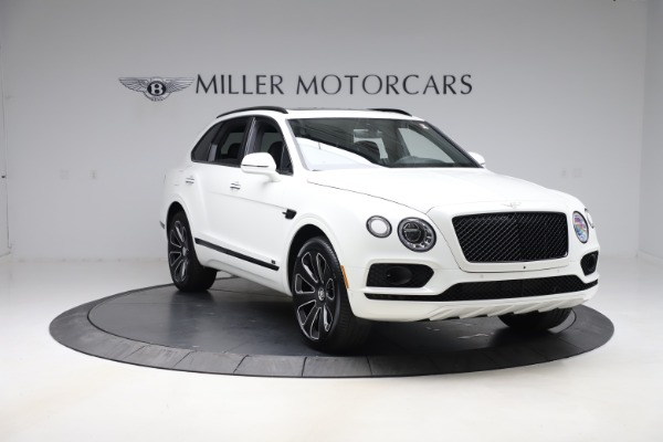 New 2020 Bentley Bentayga V8 Design Series for sale $216,860 at Bentley Greenwich in Greenwich CT 06830 11