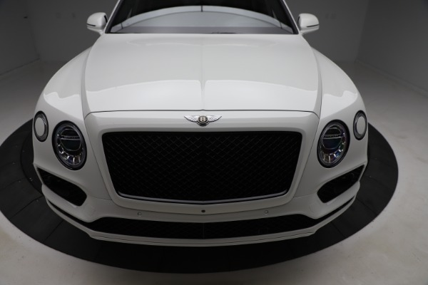 New 2020 Bentley Bentayga V8 Design Series for sale $216,860 at Bentley Greenwich in Greenwich CT 06830 14