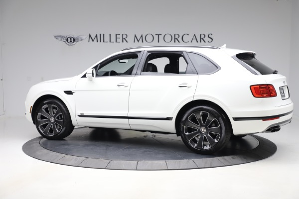 New 2020 Bentley Bentayga V8 Design Series for sale $216,860 at Bentley Greenwich in Greenwich CT 06830 4
