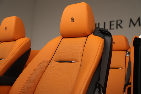 Used 2016 Rolls-Royce Dawn for sale Sold at Bentley Greenwich in Greenwich CT 06830 21