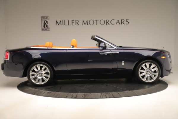 Used 2016 Rolls-Royce Dawn for sale Sold at Bentley Greenwich in Greenwich CT 06830 7