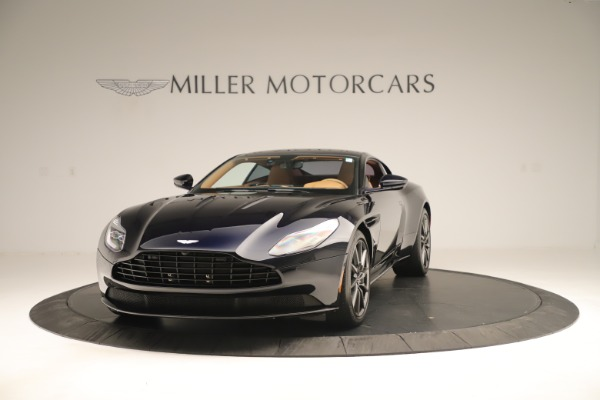 Used 2017 Aston Martin DB11 Launch Edition for sale Sold at Bentley Greenwich in Greenwich CT 06830 11