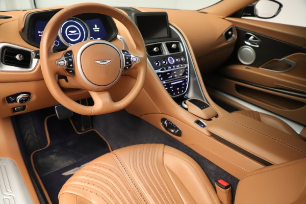 Used 2017 Aston Martin DB11 Launch Edition for sale Sold at Bentley Greenwich in Greenwich CT 06830 13
