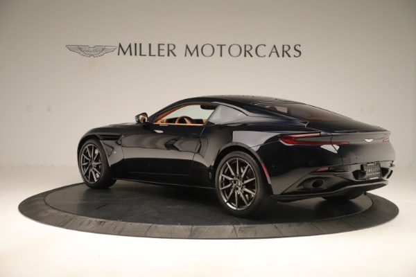 Used 2017 Aston Martin DB11 Launch Edition for sale Sold at Bentley Greenwich in Greenwich CT 06830 3