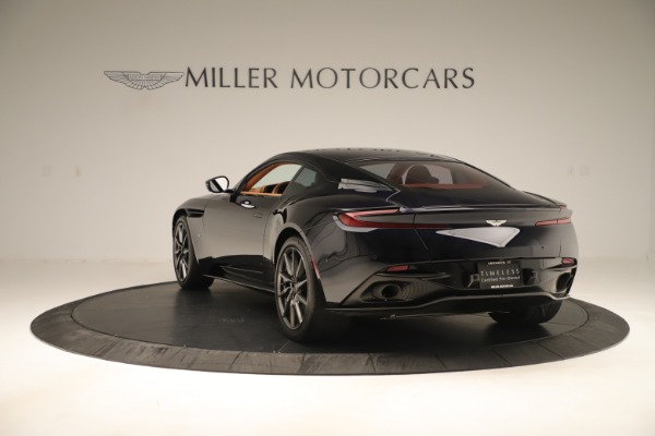 Used 2017 Aston Martin DB11 Launch Edition for sale Sold at Bentley Greenwich in Greenwich CT 06830 4