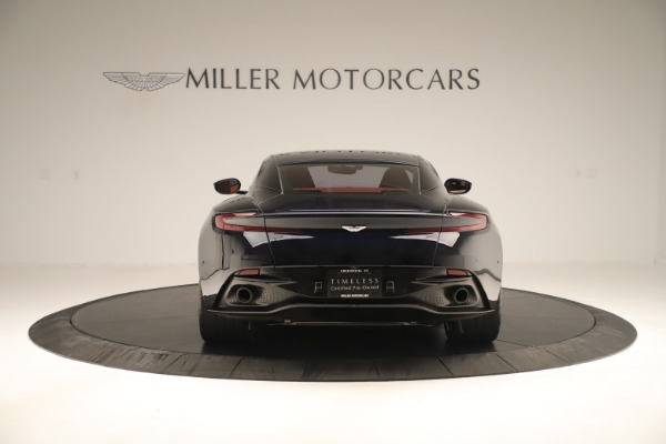 Used 2017 Aston Martin DB11 Launch Edition for sale Sold at Bentley Greenwich in Greenwich CT 06830 5
