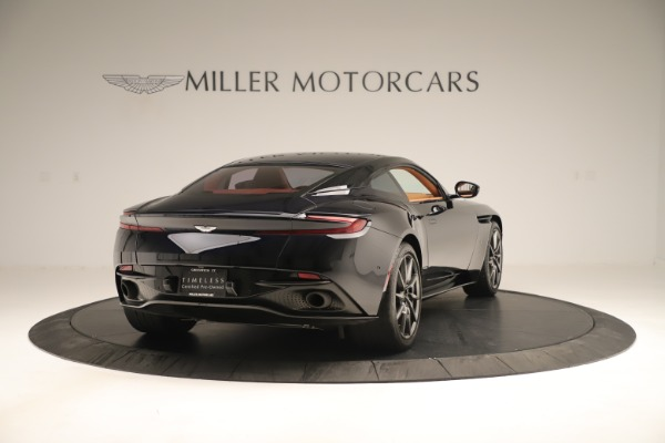 Used 2017 Aston Martin DB11 Launch Edition for sale Sold at Bentley Greenwich in Greenwich CT 06830 6