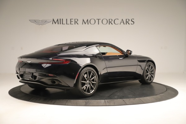 Used 2017 Aston Martin DB11 Launch Edition for sale Sold at Bentley Greenwich in Greenwich CT 06830 7