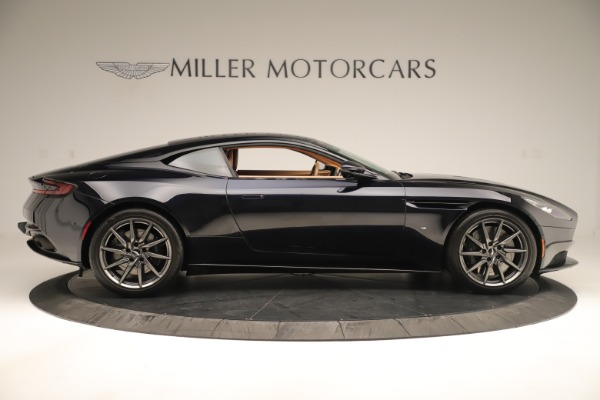 Used 2017 Aston Martin DB11 Launch Edition for sale Sold at Bentley Greenwich in Greenwich CT 06830 8