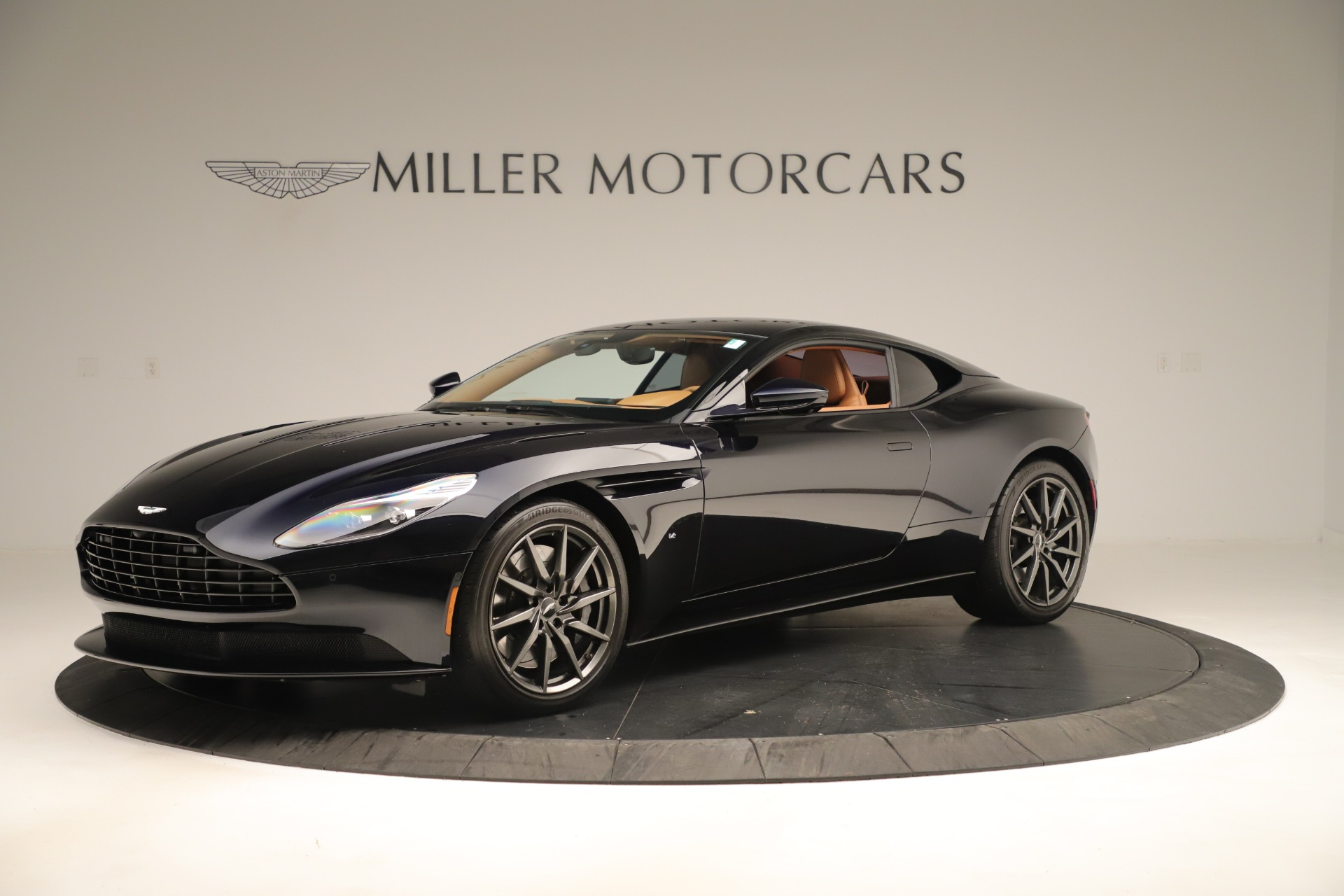 Used 2017 Aston Martin DB11 Launch Edition for sale Sold at Bentley Greenwich in Greenwich CT 06830 1