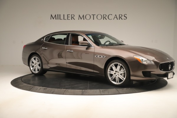 Used 2014 Maserati Quattroporte S Q4 for sale Sold at Bentley Greenwich in Greenwich CT 06830 10