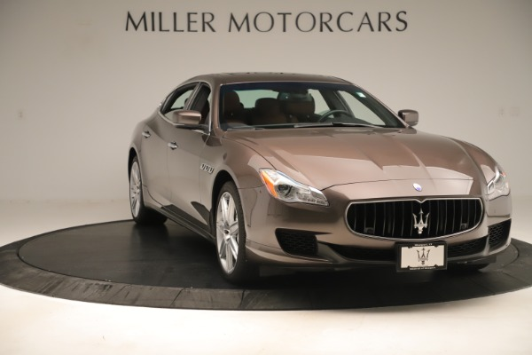 Used 2014 Maserati Quattroporte S Q4 for sale Sold at Bentley Greenwich in Greenwich CT 06830 11