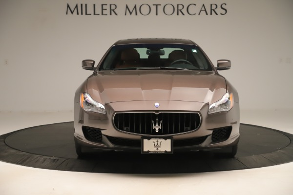 Used 2014 Maserati Quattroporte S Q4 for sale Sold at Bentley Greenwich in Greenwich CT 06830 12