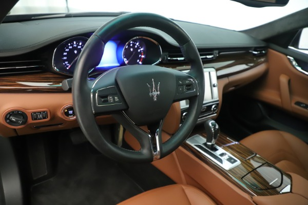 Used 2014 Maserati Quattroporte S Q4 for sale Sold at Bentley Greenwich in Greenwich CT 06830 13