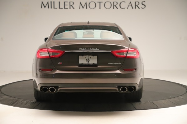 Used 2014 Maserati Quattroporte S Q4 for sale Sold at Bentley Greenwich in Greenwich CT 06830 6