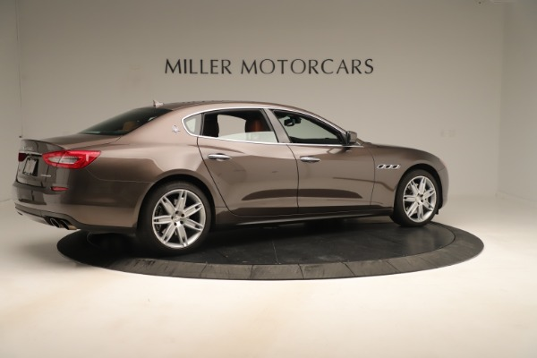 Used 2014 Maserati Quattroporte S Q4 for sale Sold at Bentley Greenwich in Greenwich CT 06830 8