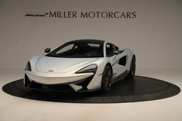Used 2016 McLaren 570S Coupe for sale Sold at Bentley Greenwich in Greenwich CT 06830 12