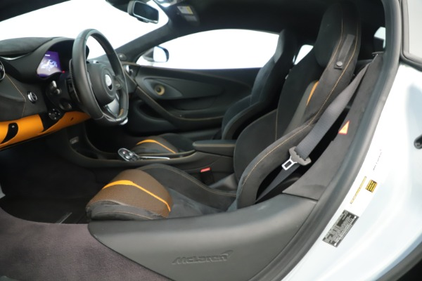 Used 2016 McLaren 570S Coupe for sale Sold at Bentley Greenwich in Greenwich CT 06830 14