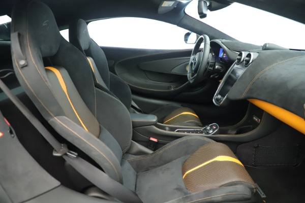 Used 2016 McLaren 570S Coupe for sale Sold at Bentley Greenwich in Greenwich CT 06830 17