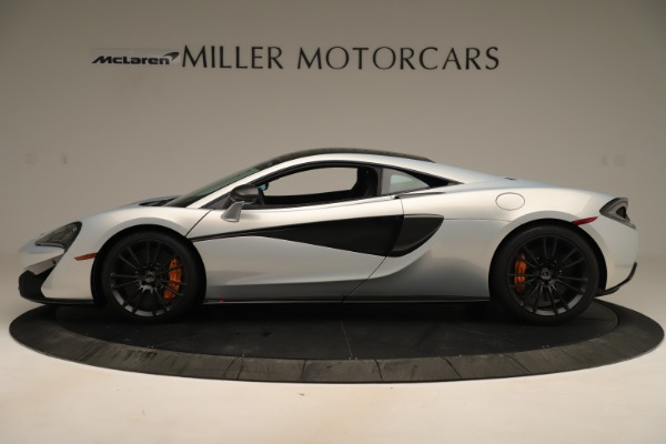 Used 2016 McLaren 570S Coupe for sale Sold at Bentley Greenwich in Greenwich CT 06830 2