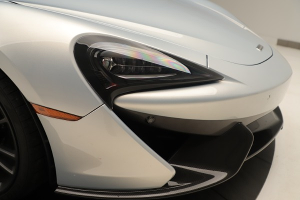 Used 2016 McLaren 570S Coupe for sale Sold at Bentley Greenwich in Greenwich CT 06830 24