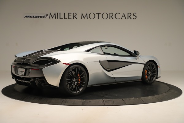 Used 2016 McLaren 570S Coupe for sale Sold at Bentley Greenwich in Greenwich CT 06830 7