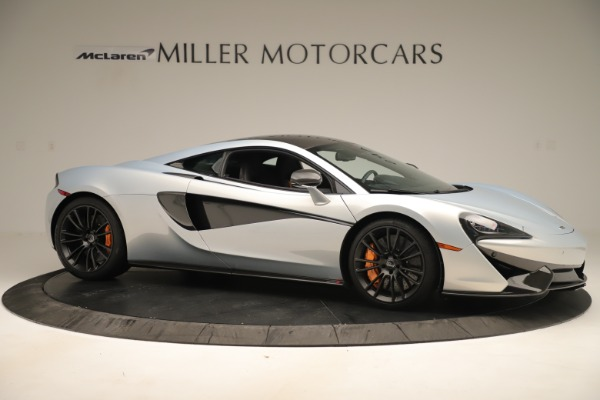 Used 2016 McLaren 570S Coupe for sale Sold at Bentley Greenwich in Greenwich CT 06830 9