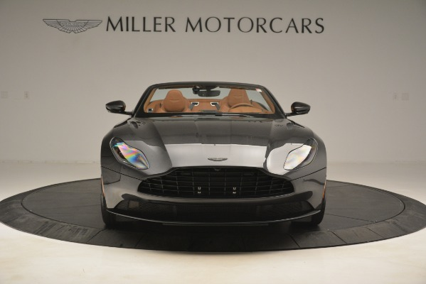 Used 2019 Aston Martin DB11 V8 Volante for sale Sold at Bentley Greenwich in Greenwich CT 06830 11