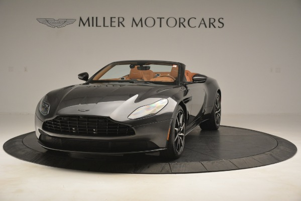 Used 2019 Aston Martin DB11 V8 Volante for sale Sold at Bentley Greenwich in Greenwich CT 06830 12