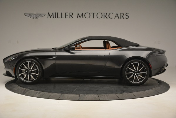 Used 2019 Aston Martin DB11 V8 Volante for sale Sold at Bentley Greenwich in Greenwich CT 06830 14