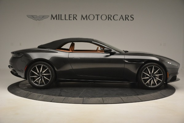 Used 2019 Aston Martin DB11 V8 Volante for sale Sold at Bentley Greenwich in Greenwich CT 06830 15